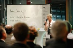 Wirtschaftsmoderation Andrea Müller Regionalkonferenz November 2012